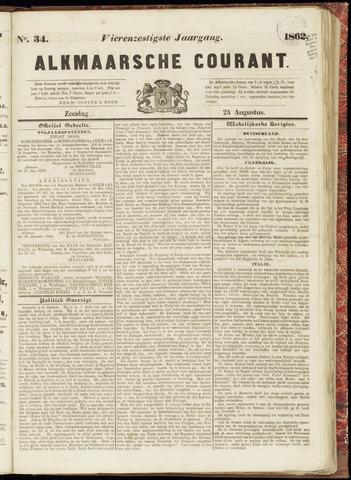 Alkmaarsche Courant 1862-08-24