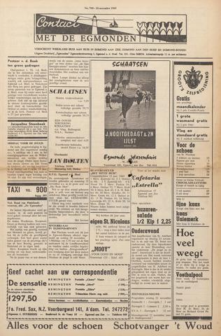 Contact met de Egmonden 1965-11-18