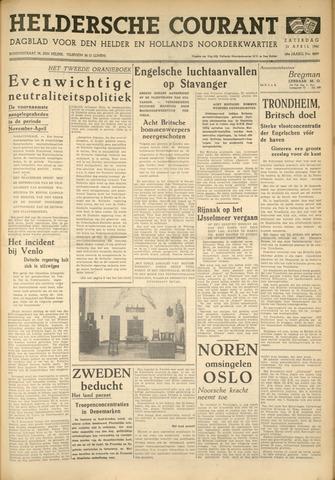 Heldersche Courant 1940-04-13