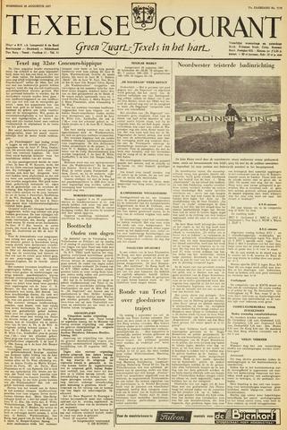 Texelsche Courant 1957-08-28