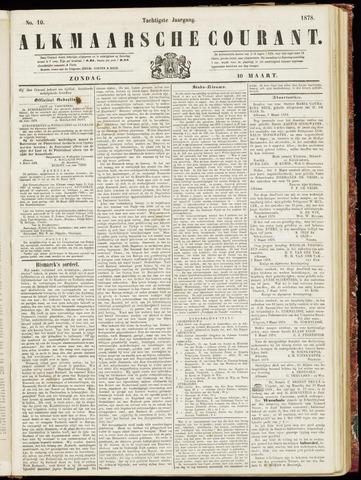 Alkmaarsche Courant 1878-03-10