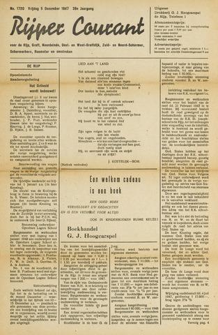 Rijper Courant 1947-12-05