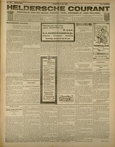 Heldersche Courant 1933-07-15