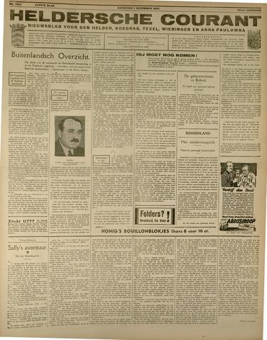 Heldersche Courant 1934-12-01