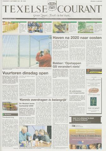 Texelsche Courant 2009-06-12