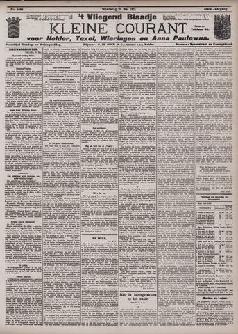 Vliegend blaadje : nieuws- en advertentiebode voor Den Helder 1912-05-22