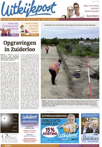 Uitkijkpost : nieuwsblad voor Heiloo e.o. 2014-07-16