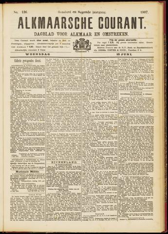 Alkmaarsche Courant 1907-06-12