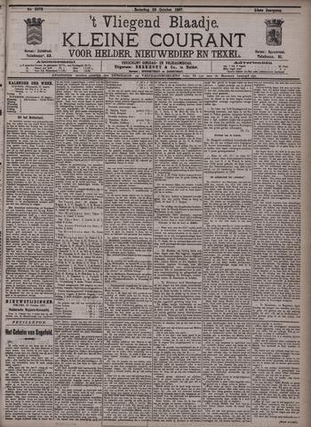Vliegend blaadje : nieuws- en advertentiebode voor Den Helder 1897-10-30