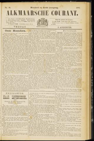 Alkmaarsche Courant 1901-08-02