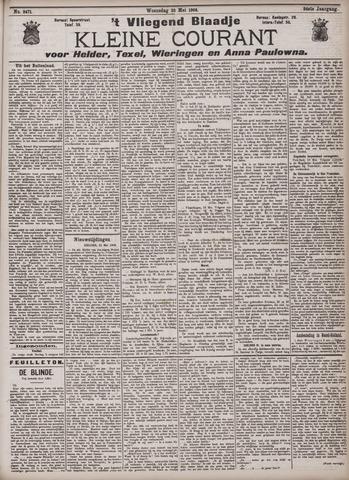 Vliegend blaadje : nieuws- en advertentiebode voor Den Helder 1906-05-23