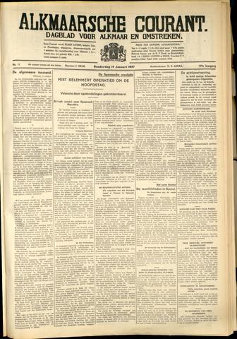 Alkmaarsche Courant 1937-01-14