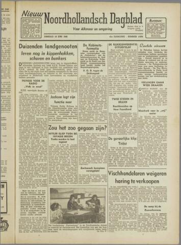Nieuw Noordhollandsch Dagblad : voor Alkmaar en omgeving 1946-06-18
