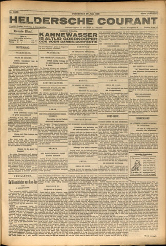 Heldersche Courant 1928-07-26