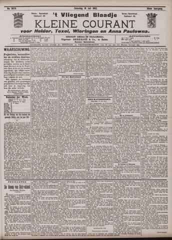 Vliegend blaadje : nieuws- en advertentiebode voor Den Helder 1902-07-19