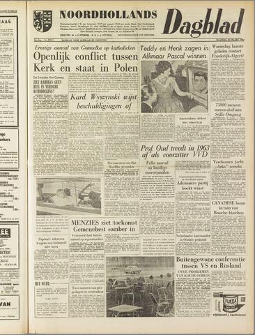 Noordhollands Dagblad : dagblad voor Alkmaar en omgeving 1961-03-20