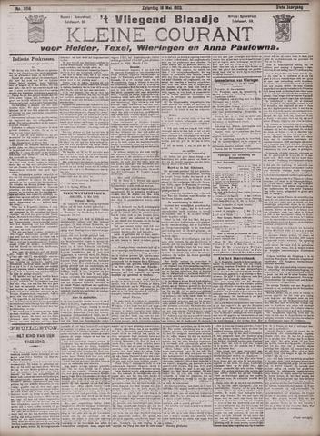 Vliegend blaadje : nieuws- en advertentiebode voor Den Helder 1903-05-16