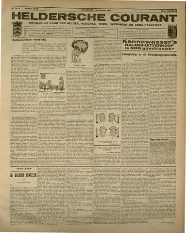 Heldersche Courant 1932-01-28