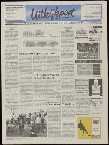 Uitkijkpost : nieuwsblad voor Heiloo e.o. 2000-03-22
