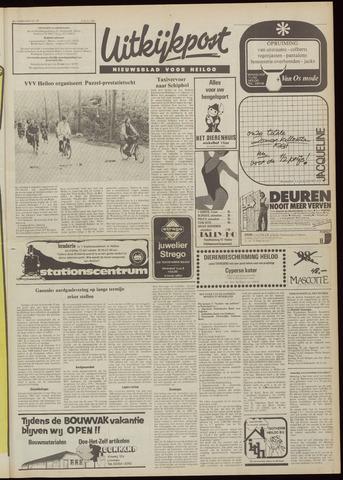 Uitkijkpost : nieuwsblad voor Heiloo e.o. 1981-07-15