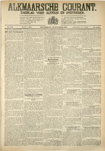 Alkmaarsche Courant 1930-10-23