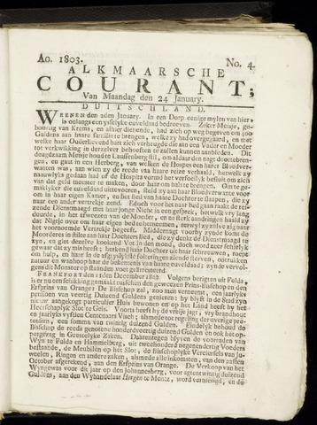 Alkmaarsche Courant 1803-01-24