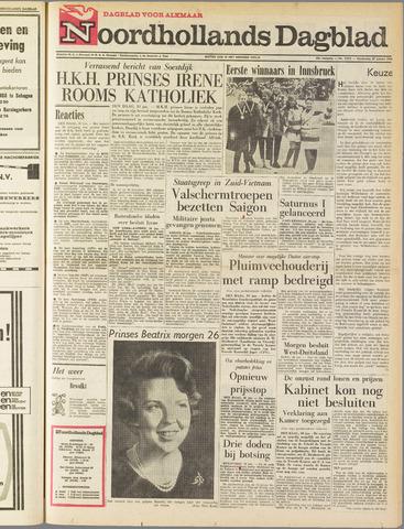 Noordhollands Dagblad : dagblad voor Alkmaar en omgeving 1964-01-30