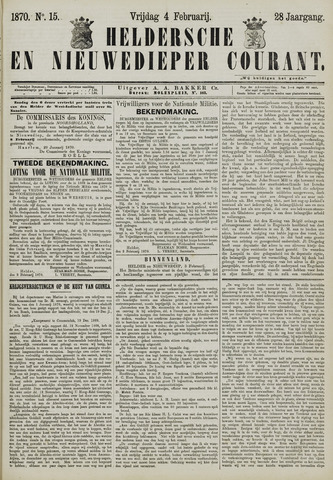 Heldersche en Nieuwedieper Courant 1870-02-04