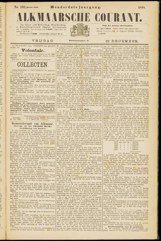 Alkmaarsche Courant 1898-12-23