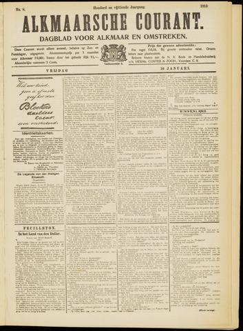Alkmaarsche Courant 1913-01-10