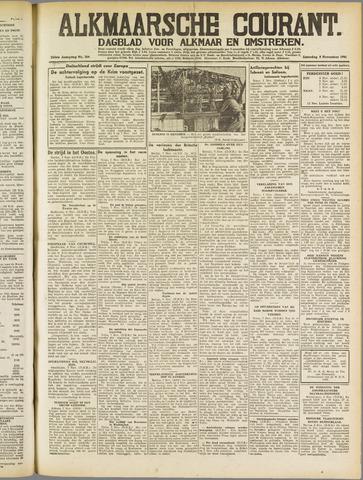 Alkmaarsche Courant 1941-11-08