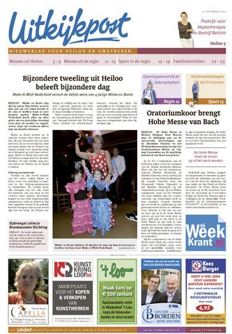Uitkijkpost : nieuwsblad voor Heiloo e.o. 2012-10-31