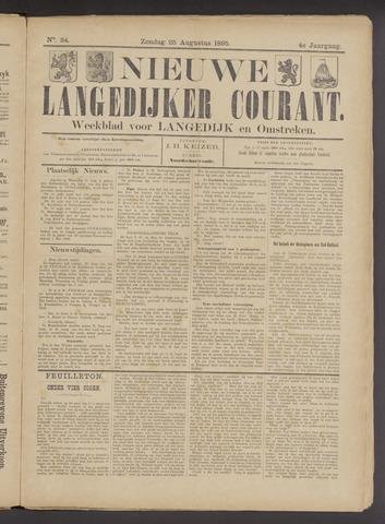 Nieuwe Langedijker Courant 1895-08-25
