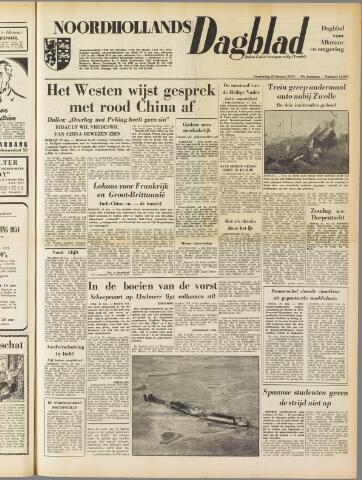 Noordhollands Dagblad : dagblad voor Alkmaar en omgeving 1954-01-28