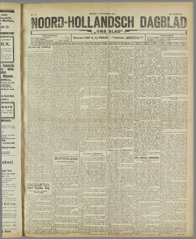 Ons Blad : katholiek nieuwsblad voor N-H 1921-09-13
