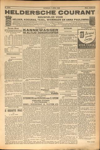 Heldersche Courant 1928-04-07