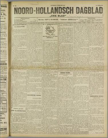 Ons Blad : katholiek nieuwsblad voor N-H 1922-02-04
