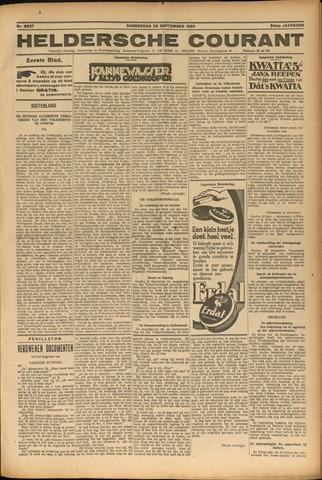 Heldersche Courant 1926-09-23