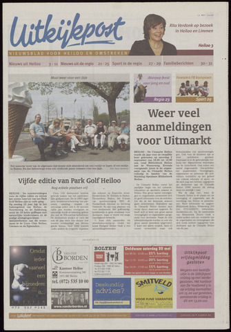 Uitkijkpost : nieuwsblad voor Heiloo e.o. 2006-05-17