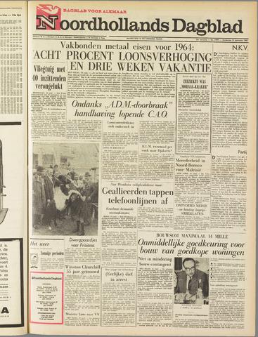 Noordhollands Dagblad : dagblad voor Alkmaar en omgeving 1963-09-12
