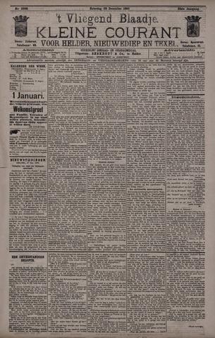 Vliegend blaadje : nieuws- en advertentiebode voor Den Helder 1895-12-28