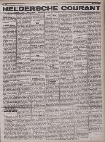 Heldersche Courant 1919-07-31