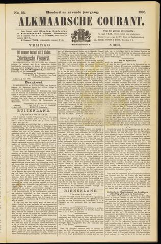 Alkmaarsche Courant 1905-05-05