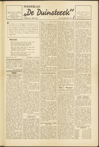 De Duinstreek 1947-05-09