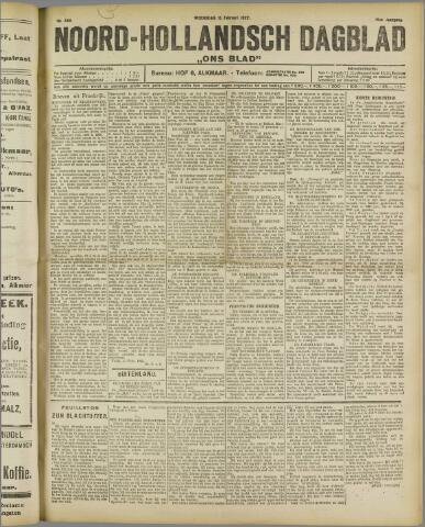 Ons Blad : katholiek nieuwsblad voor N-H 1922-02-15