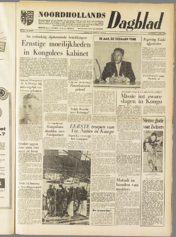 Noordhollands Dagblad : dagblad voor Alkmaar en omgeving 1960-07-16