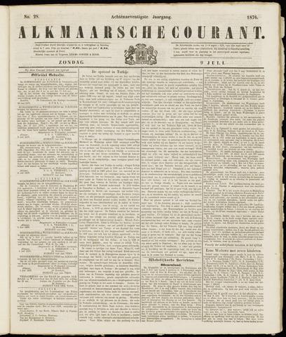 Alkmaarsche Courant 1876-07-09