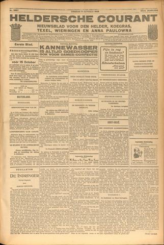 Heldersche Courant 1928-10-09