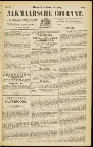 Alkmaarsche Courant 1901-01-04