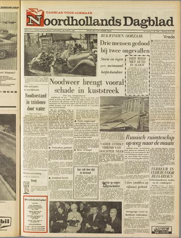 Noordhollands Dagblad : dagblad voor Alkmaar en omgeving 1965-05-10